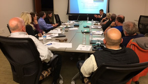 Successful Plan Commissioner Training Held in Wheeling