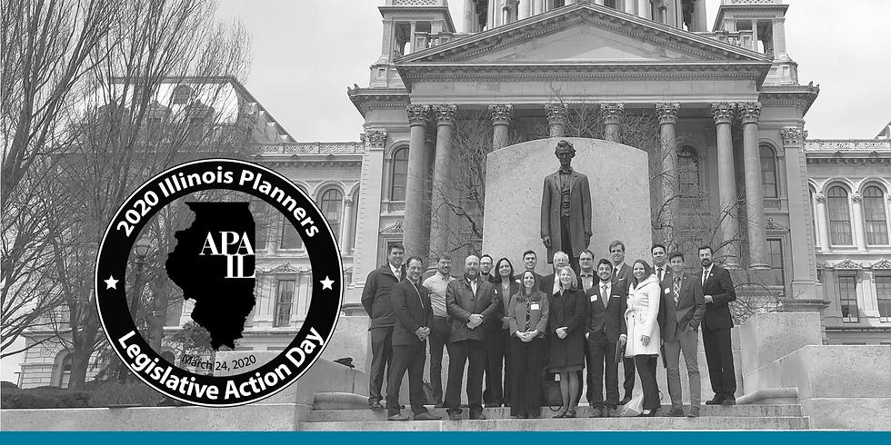 2020 APA-IL Illinois Planners Legislative Action Day #PLAD20