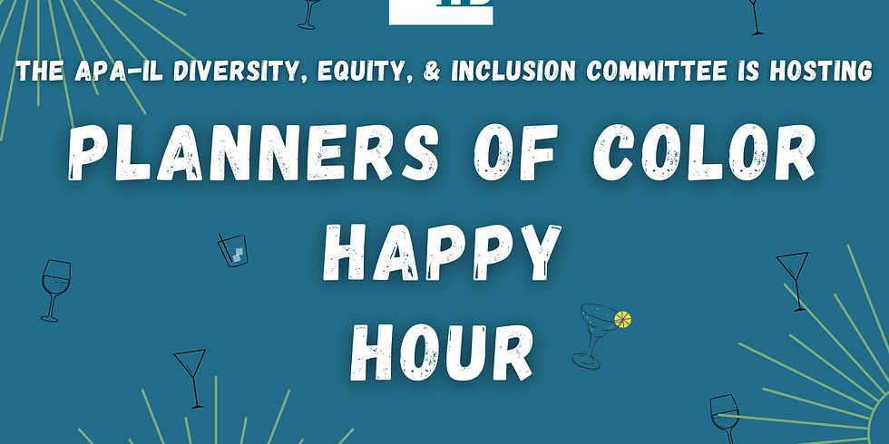 Planners of Color Happy Hour