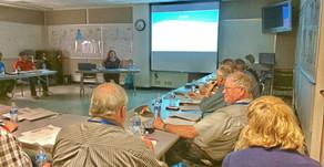 Whiteside County Plan Commissioner Training held in Morrison on 5/23