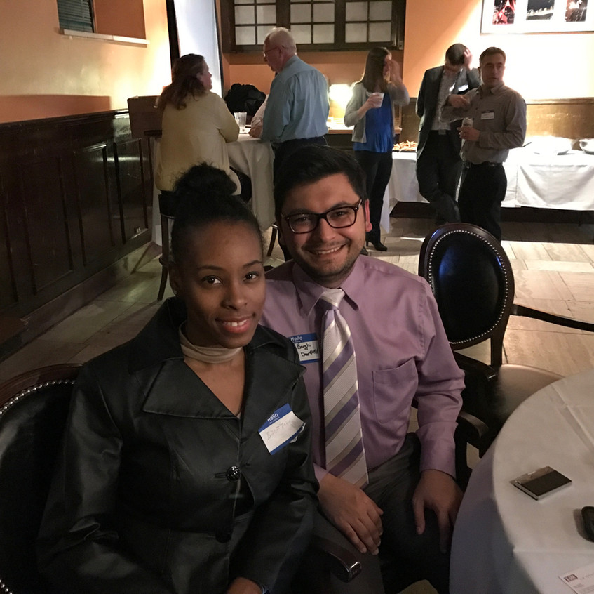 2017 Annual Mentoring & Networking Event