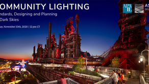 Recording Available! Community Lighting: Standards, Designing and Planning for Dark Skies