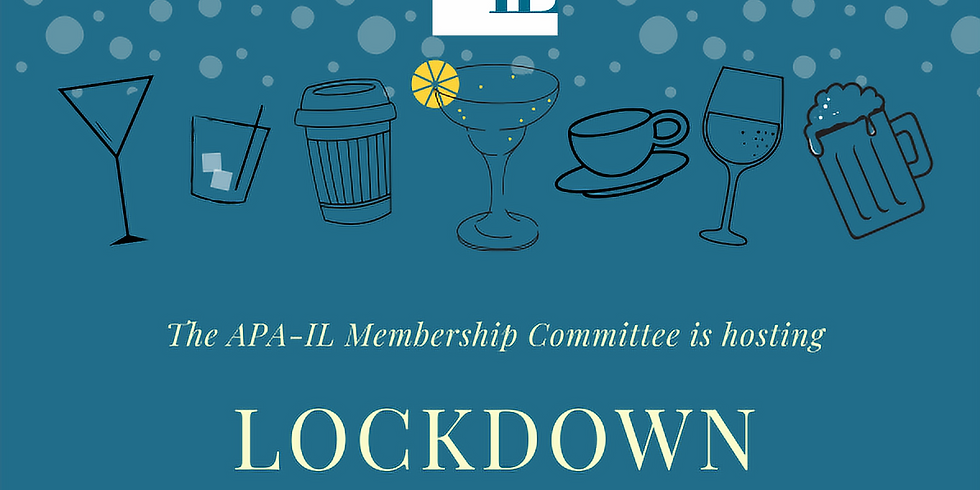 Lockdown Lowdown Virtual Happy Hour