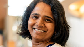 Member Spotlight: Vasudha P. Gadhiraju, AICP