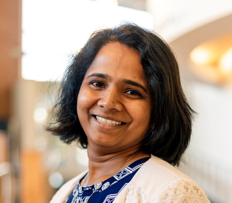 Vasudha Gadhiraju, AICP headshot