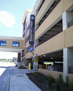 Beaufort Parking Garage