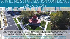 Book your room for the 2019 ISS Spring Conference in Decatur