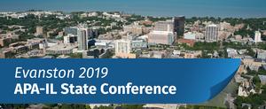 Evanston 2019 - APA-IL State Conference header