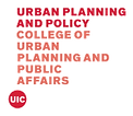 College of Urban Planning and Public Affairs logo