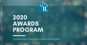 2020 APA-IL Award Winners Announced!