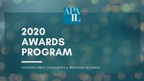 2020 APA-IL Award Winners Announced!