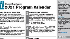 2021 APA-CMS Program Calendar Now Available!