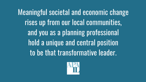 A call to Illinois urban planners: