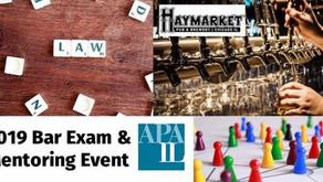 2/20 - Annual APA-CMS Bar Exam & Mentorship Program (CM | LAW)