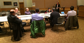 November Plan Commissioner Training Sessions in Schaumburg, Buffalo Grove, Cortland, and Naperville