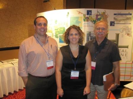 APA-IL Administrator Visits the HousealLavigne Booth.JPG