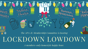 12/11/20 - Lockdown Lowdown Virtual Happy Hour
