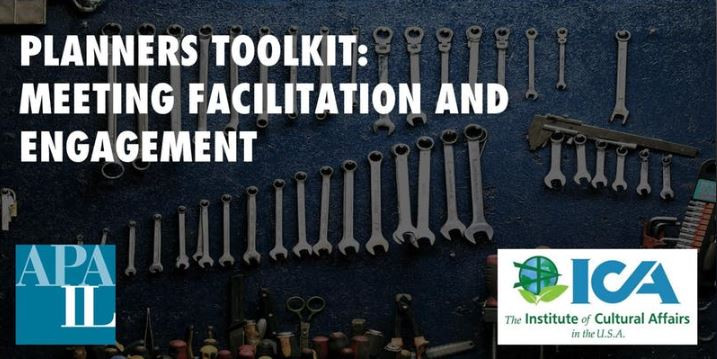photo of wrenches hanging on a wall of a garage workshop with the workshop title and logos overlaid