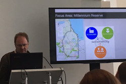 Great seeing the goals of our work in Calumet with #millenniumreserve in TNC water planning session