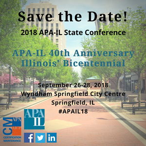 Save the Date! #APAIL18