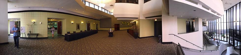 Wyndham Main Lobby