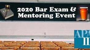 2/26 - APA-CMS Bar Exam & Mentoring Event 2020 (CM | 1.5)