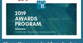2019 APA-IL Awards Nomination Deadline E X T E N D E D toFriday, 6/28!