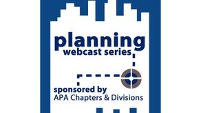 Upcoming Feb. & Mar. 2021 APA Chapter Webcasts