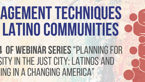 10/15 - Register Now! Live Viewing of LAP Webinar: Engagement Techniques for Latino Communities (CM
