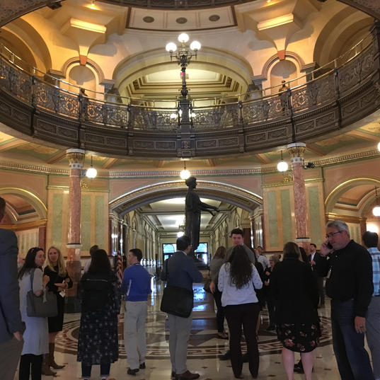 Planners at the Capitol
