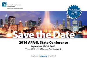 2016 APA-IL STATE CONFERENCE