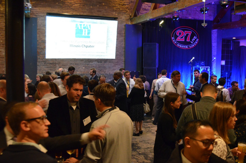 Opening Night Reception at 27Live