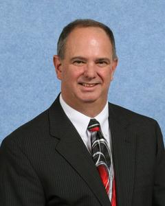 Randy Blankenhorn, Illinois Transportation Secretary photograph