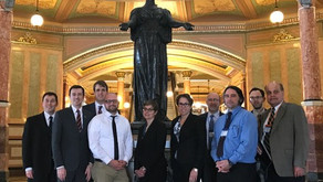 Illinois Planners Engage in the Democratic Process: APA-IL Planners Legislative Action Day 2017
