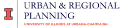 Department of Urban + Regional Planning at the University of Illinois at Urbana - Champaign logo