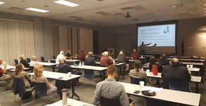 APA-IL ISS Region 5's Planning Commissioner's Training event held Oct 26th