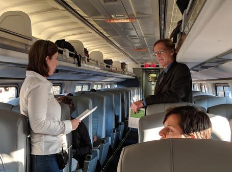 Amtrak Mobile workshop