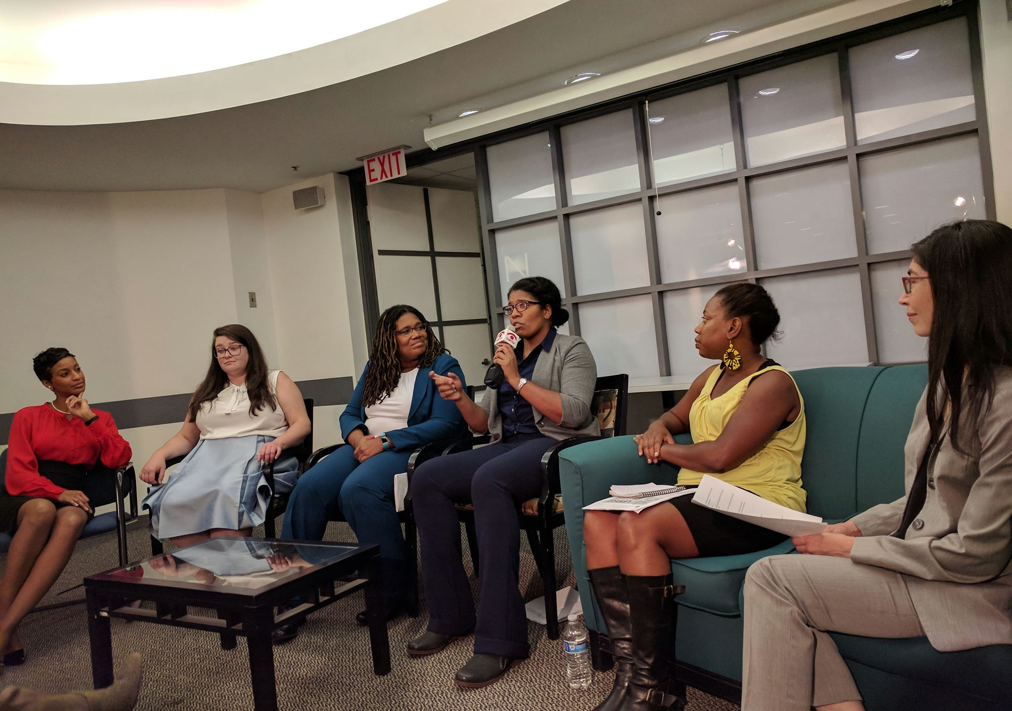 APA-IL Diversity Panel - October 5, 2017 (photo by Justin Keller)