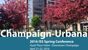 2016 ISS Spring Conference - Preliminary Program Announced