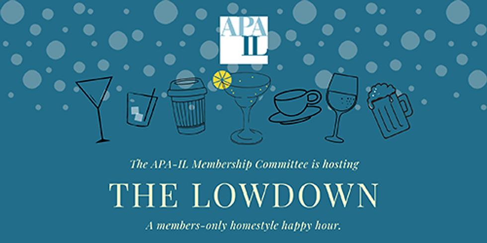 """The Lowdown"" Virtual Happy Hour"