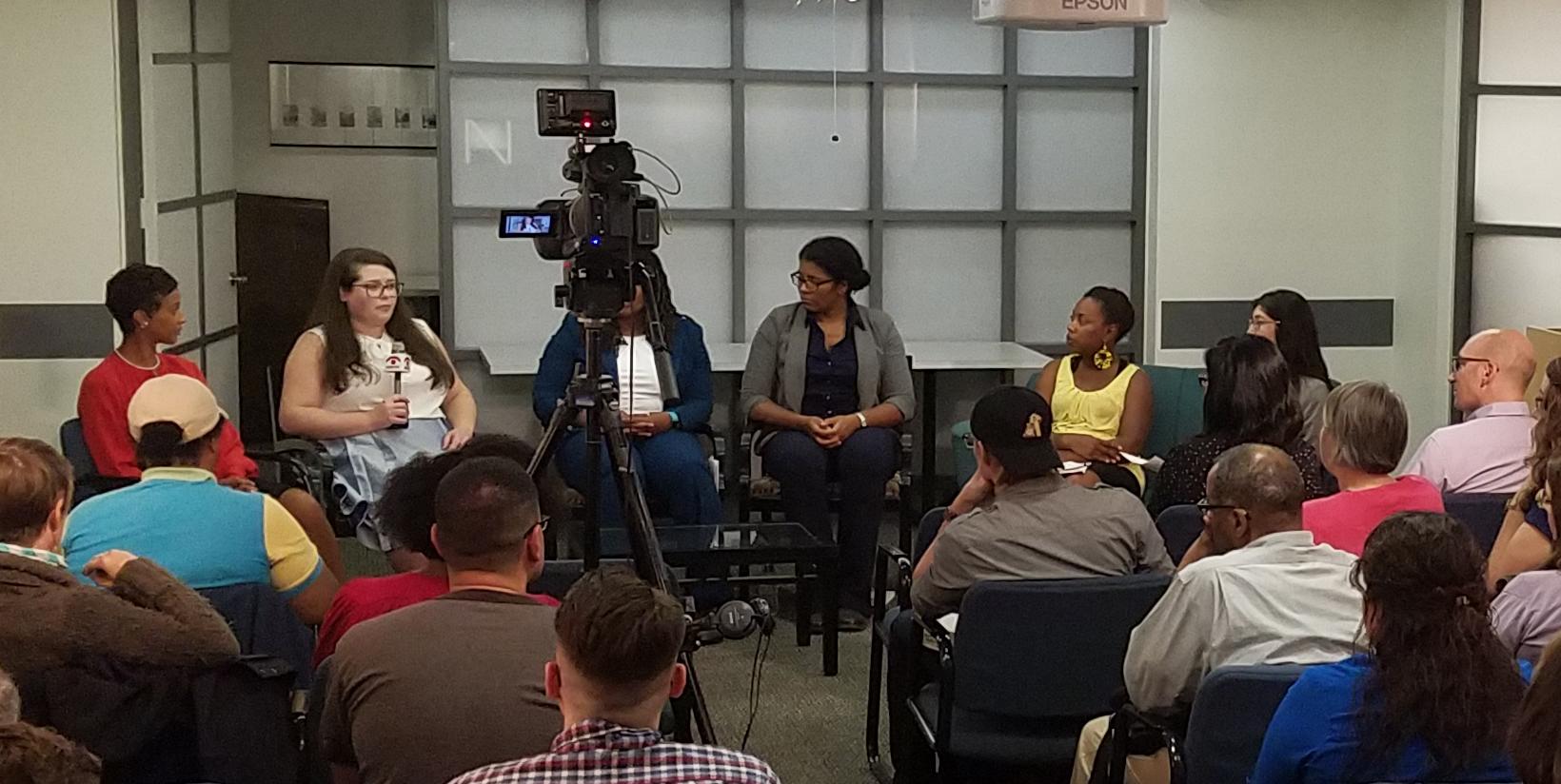 APA-IL Diversity Panel - October 5, 2017 (photo by Brandon Nolin, AICP)