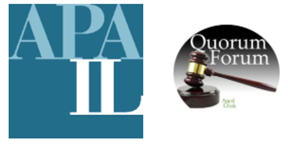 Quorum Forum 38: Remote Public Hearings Webinar