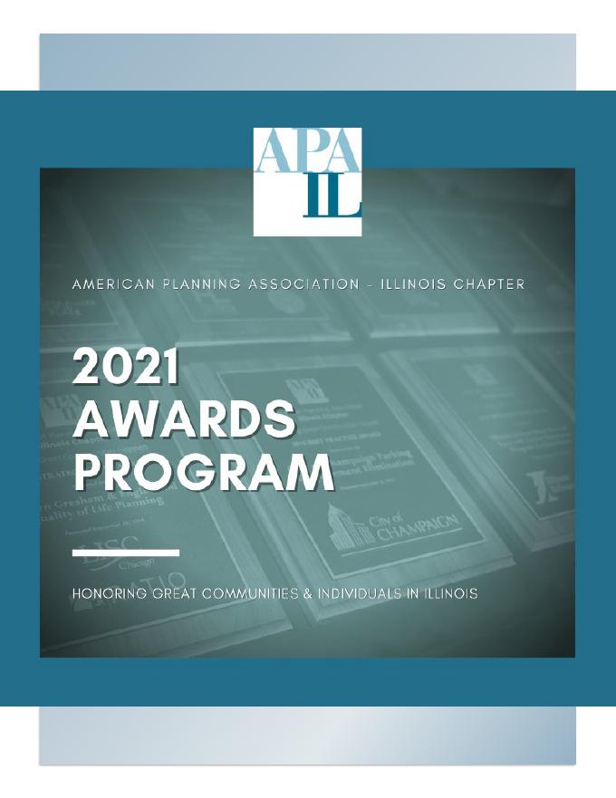 2020 APA-IL Awards Program Information