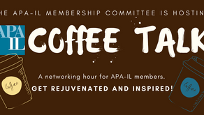 8/25/20 - APA-IL Coffee Talk Networking Hour