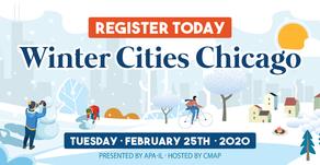 Winter Cities Chicago Symposium - February 25, 2020