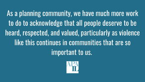There is still a long way to go to create meaningful change in our communities.