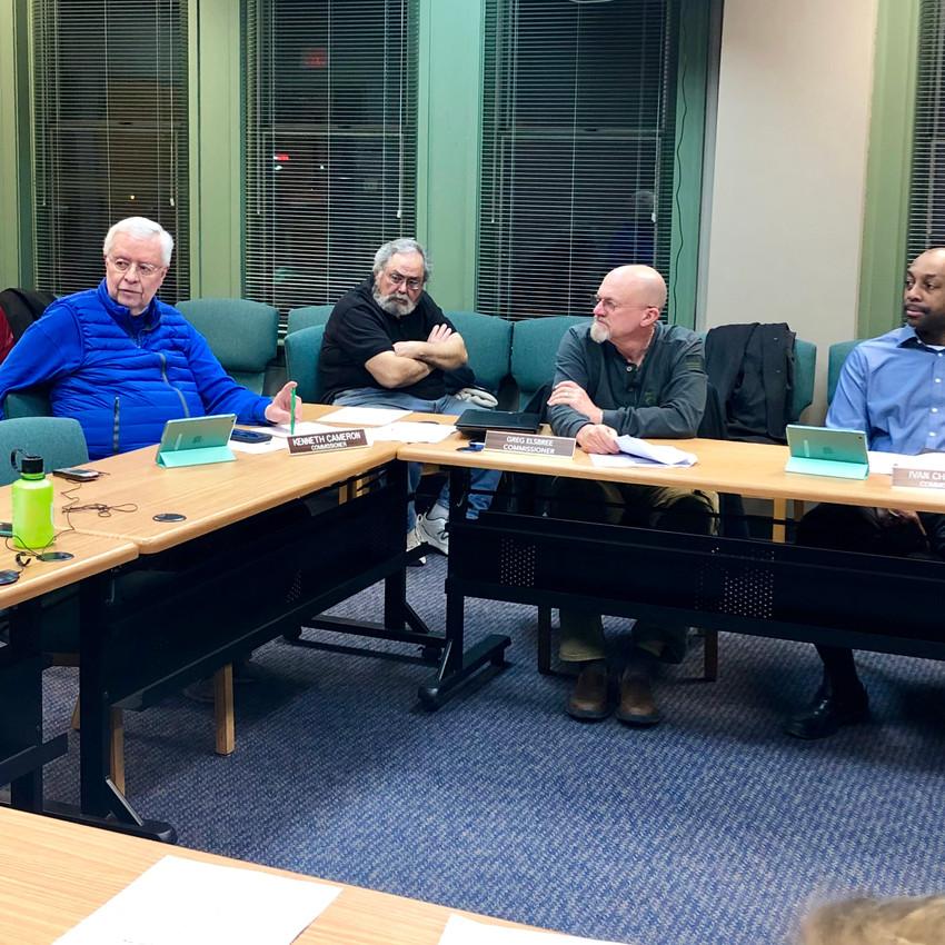 City of Aurora Plan Commissioner Training 02/20/2019 (photo by Emily Egan, AICP)