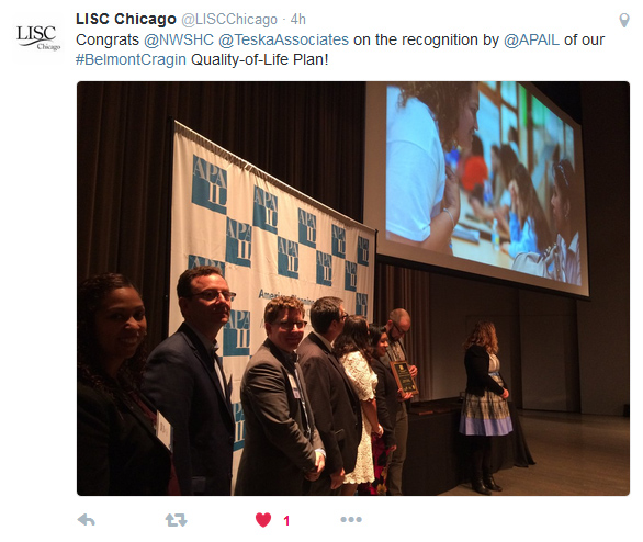 LISC-Chicago-Award