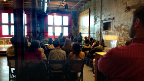Community members gathered to talk gentrification and transportation at the 10/4 El Paseo Panel &amp