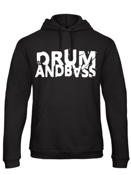 Unisex Hoodie Drum and Bass